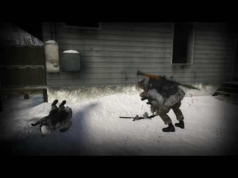 Modern Warfare 2 ''No Russian'' Mini Movie