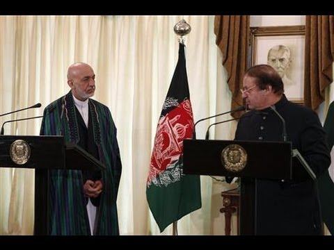 Karzai Visit, 2-Face Paki-Punjabi ISI prevents Afghan reconciliation efforts with Taliban