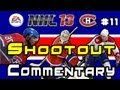 NHL 13: Shootout Commentary Ep.11