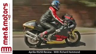 Aprilia RS250 Review - With Richard Hammond