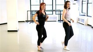 Learn to Dance with Three Easy Steps