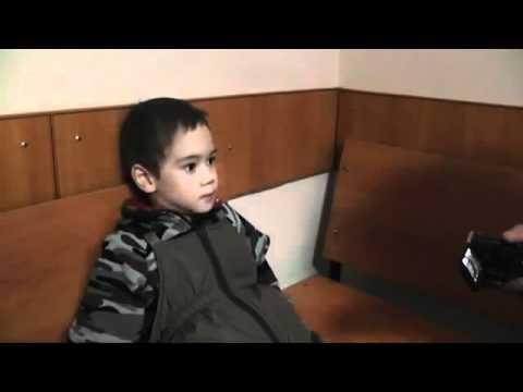 Дети мусульман в России. Очень смелый мальчик!.mp4