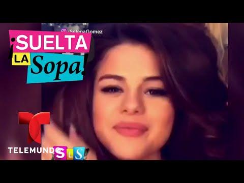 Selena Gomez se reencuentra con una ex de Justin Bieber | Suelta La Sopa | Entretenimiento