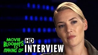 Insurgent (2015) Behind The Scenes Movie Interview - Kate Winslet (Jeanine)