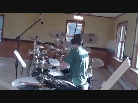 Ronald Jenkees-- Throwing Fire -- Andy Talbert on Drums