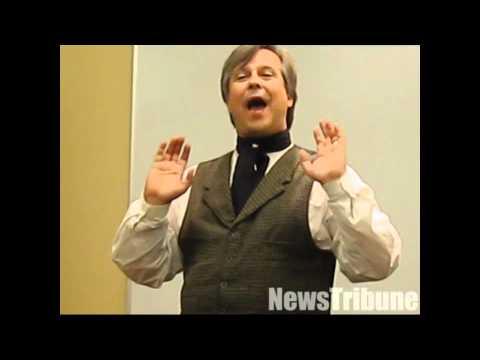 "Brian ""Fox"" Ellis talks Lovejoy history"