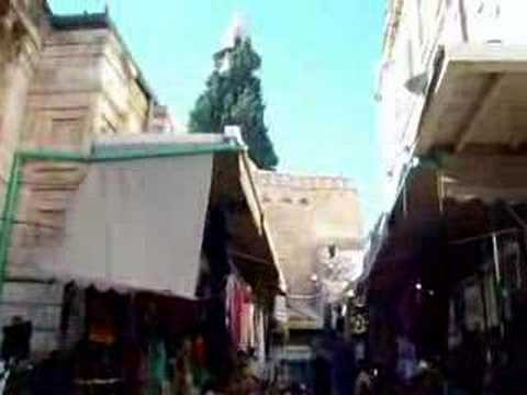 The Old City of Jerusalem Part one of three