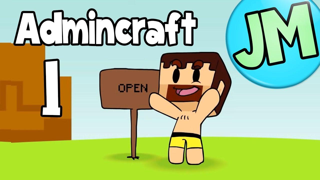 AdminCraft: Lo que es ser un Admin de un server de Minecraft