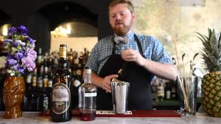 Behind the Bar in New Orleans: Shanghai Cocktail