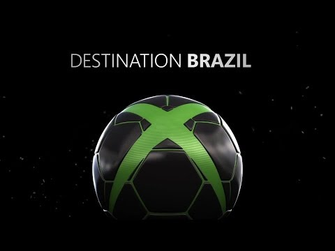Destination Brazil WM 2014 - A World of Football [EN]