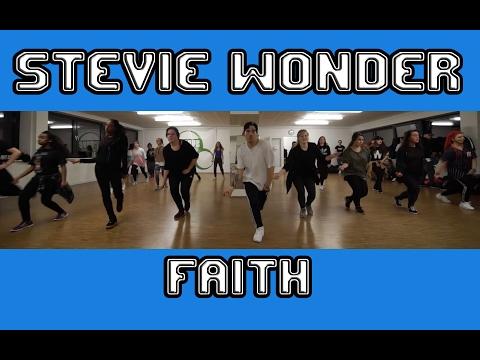 Stevie Wonder ft. Ariana Grande - Faith Dance   Choreographie von Dennis   Kurs Video
