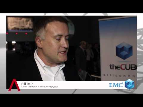 Bill Reid - EMC World 2013 - theCUBE Studio B