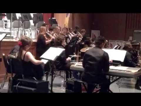 Neptune High School Jazz Band Spring Concert 2014