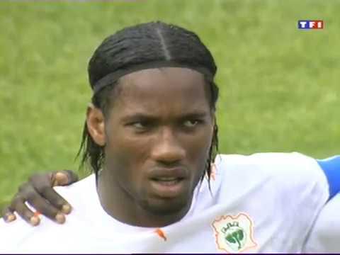 Pays-Bas - Côte d'Ivoire 2006 résumé