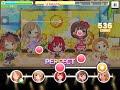 【デレステ】SUN♡FLOWER Master Full Combo