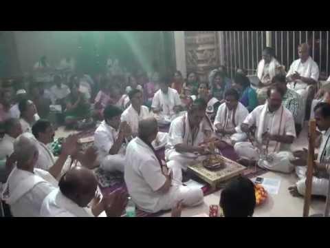 Shree Rudrabhishek seva at Shree Aniruddha Gurukeshetram - 20 Oct 2014