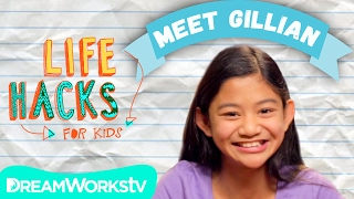Meet Gillian, Your New Host of Life Hacks for Kids!