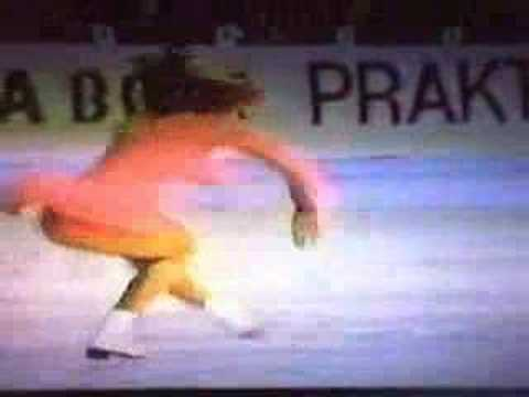 Dorothy Hamill - Childhood Scenes Video