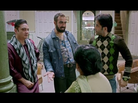 Ranvir Shorey's Anger Upsets Everybody - Bajatey Raho