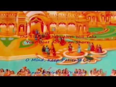 DHEERAJ DHAR MANVA - ShivBaba murli Song -Brahma Kumaris.
