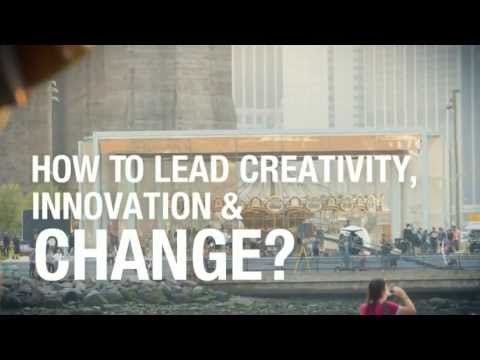 How to Lead Creativity, Innovation & Change April 2013