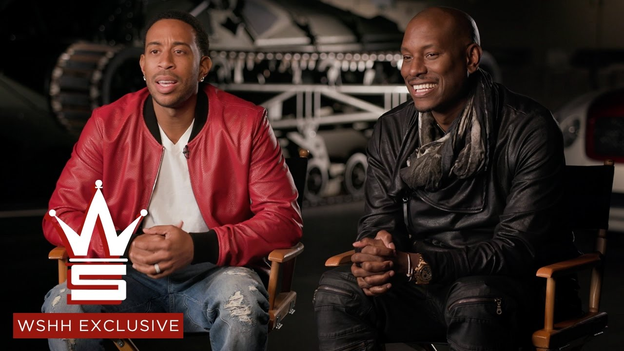 THE FATE OF THE FURIOUS: Ludacris & Tyrese On What To Expect In The Upcoming Film, Hitting Theaters TOMORROW, April 14th!