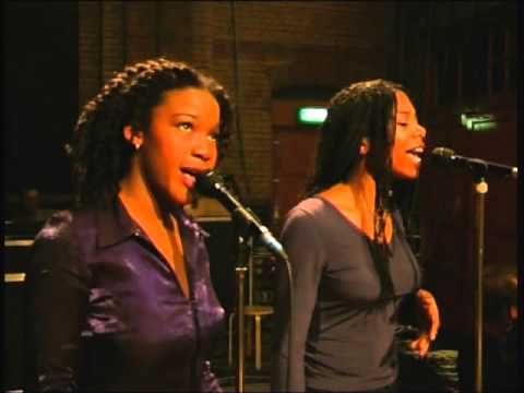 Nits & Leona Philippo (The Voice of Holland 2012) - Ivory boy