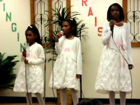 "KINGDOM KIDS CONCERT 9-26-2010 "" ~SPECIAL GUEST THE JONES SISTERS ~ OF NEW ORLEANS, LA"
