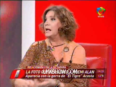Noemi Alan en Intrusos