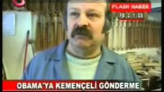 Flash TV Obama ya Kemence