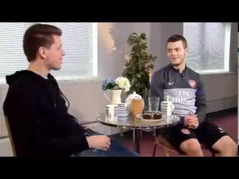 The Chat  Jack Wilshere and Wojciech Szczesny