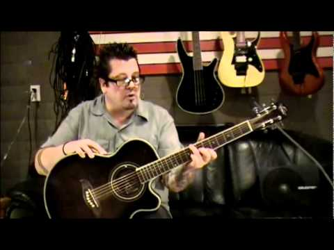 John Mayer - Your Body Is A Wonderland - Acoustic Guitar Lesson By Mike Gross - Tutorial