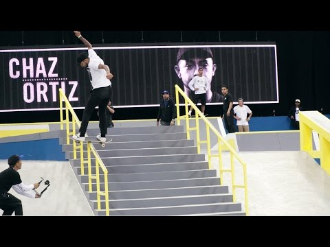 Chaz Ortiz // 2016 New Jersey Highlights