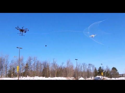 Tomorrow Daily - 'Robotic falconry' aircraft shoots capture net at rogue drones, ep. 297