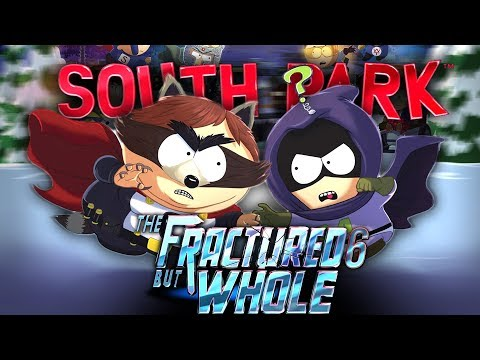 Kapitan Cukrzyca! | South Park: The Fractured But Whole [#6]