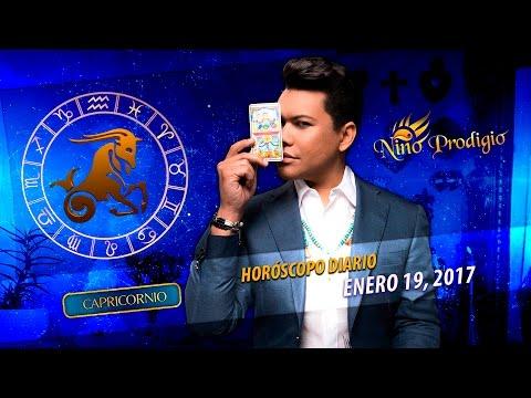 Horóscopo Diario de Capricornio - Enero  19, 2017