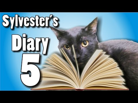 Sylvester's Diary 5 - Fly Away