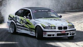 BMW M3 E36 Street & Hillclimb/Downhill Drifting!!