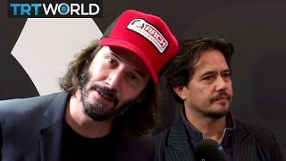 Milan Motorcycle Show & Keanu Reeves speaks to TRT World