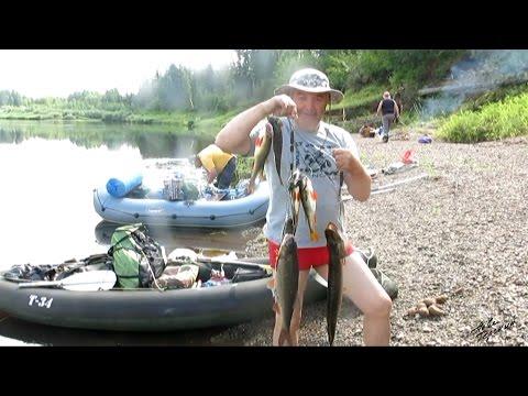 В поисках тайменя. Рыбалка в Эвенкии. Тэтэрэ. Часть 2 / Tetere river. Episode 2