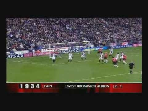 Louis Saha - All 42 Goals for Manchester United