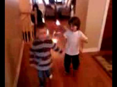 Cousins Fighting video