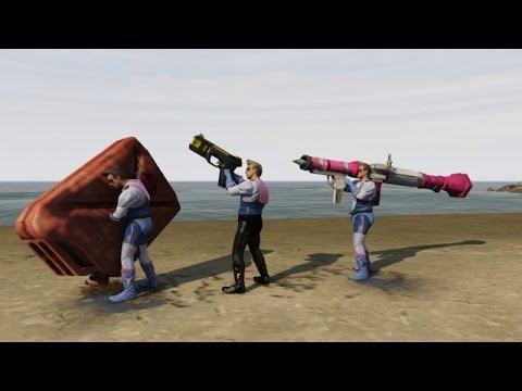 Gta 5 New Guns Gta 5 Online Heist Leaked