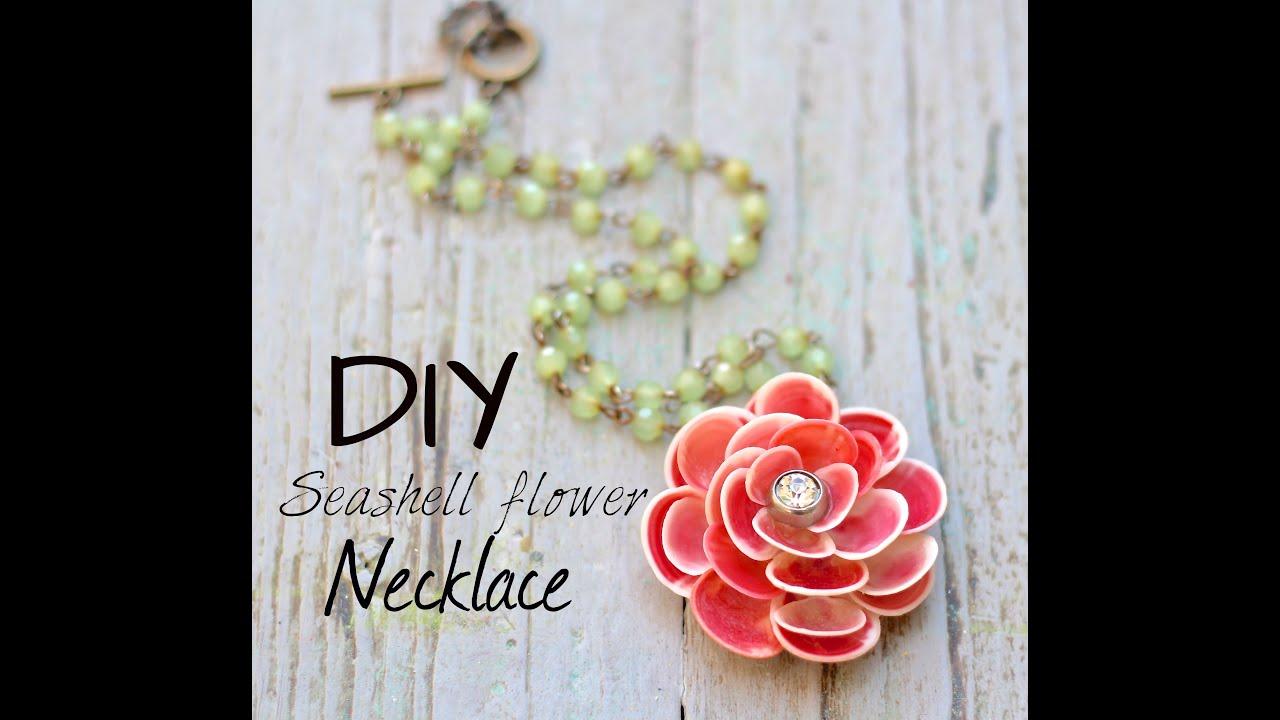 Make Your Own Seashell Jewelry: Maxresdefault.jpg