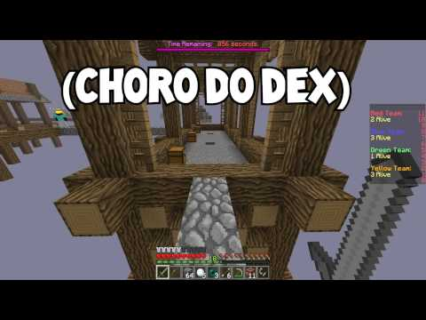 SkyWars- Primeiro Rage do canal #1