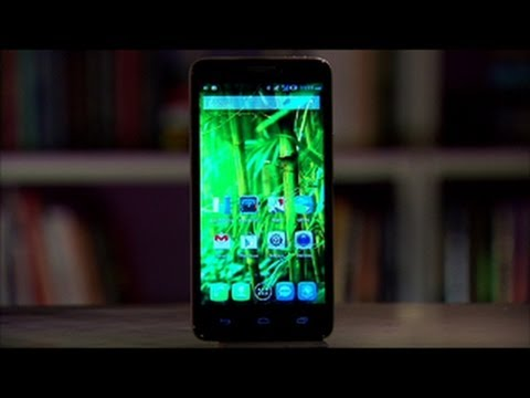 Alcatel One Touch Idol unlocks Android