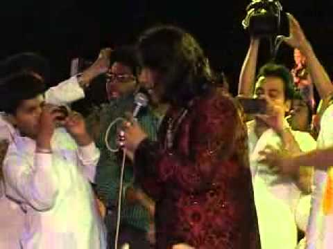 Jogiya By Hamsar Hayat Nizami In Deedar-e-sai Live In Moga video