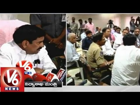 T government will plans to correct G.O No 6 - Educational Minister Jagadesh Reddy