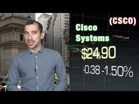 Market Movers du 24 septembre : Cisco System, General Electric, General Motors et Nike