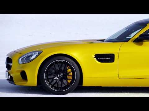 2015 Mercedes AMG GT — трейлер